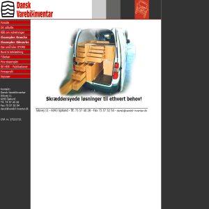 Dansk Varebilinventar