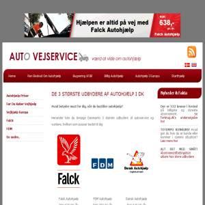Auto Vejservice - værd at vide om autohjælp