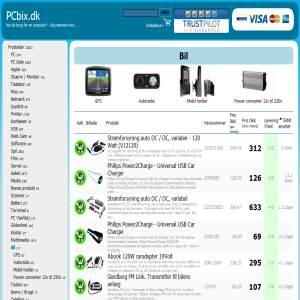 PCbix.dk - Alt i biltilbehør
