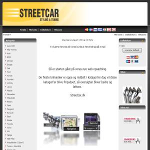 Streetcar.dk - Styling & Tuning