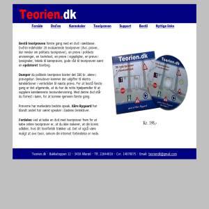 Teorien.dk - bestå teoriprøven med dvd i særklasse