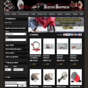 Scooter-shoppen.dk