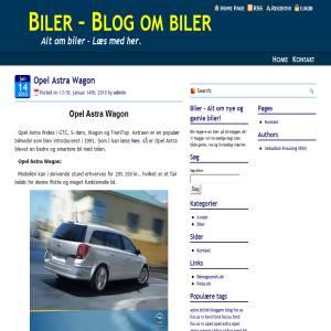 Biler - Dansk bil blog