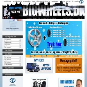BigWheels - Billige dæk