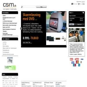 CSM - Navigation til VW, Ford, Skoda, Mazda og Seat