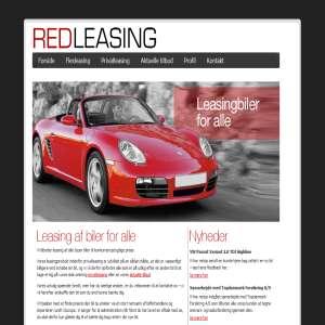 Leasing af brugte biler