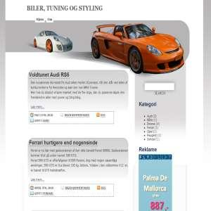 Faddd.dk - Bil og Motor