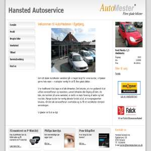AutoMesteren i Egebjerg - Hansted Autoservice