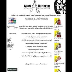 Auto-Butikken.dk