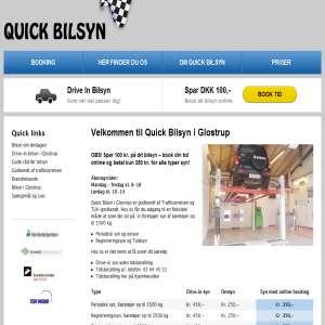 Quick Bilsyn Glostrup
