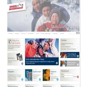 Norsk Rejsebureau - Kør selv rejser til Norge