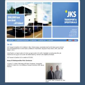 JKS Transport og Spedition