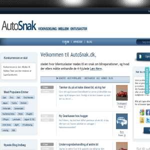 AutoSnak.DK