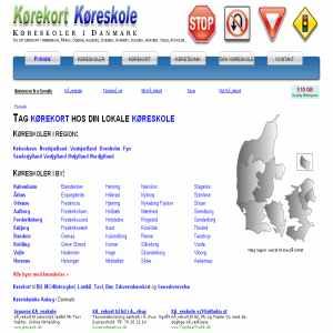 K�rekort-K�reskole.dk