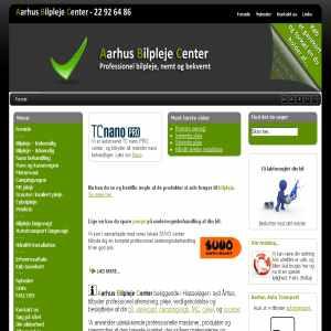 Aarhus Bilpleje Center - Professionel bilpleje