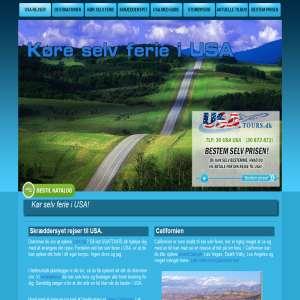 Roadtrip i USA - Billeje i USA
