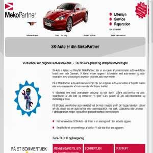 SK-Auto er din MekoPartner