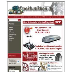 Dæk & Fælge hos Daekbutikken.dk