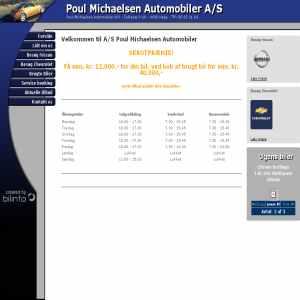 Poul Michaelsen Automobiler A/S