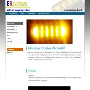 Hos ER Systems kan du købe advarselslys
