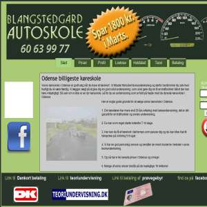 Blangstedg�rd Autoskole