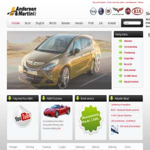 A-m.dk - Forhandler af nye og brugte biler