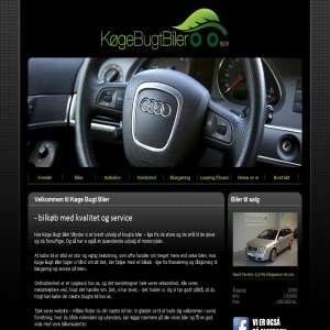 Køge Bugt Biler – Biler, motorcykler og reservedele