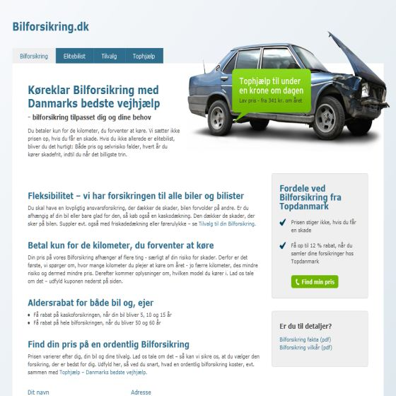 Bilforsikring.dk