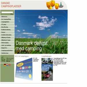 Danske Campingpladser