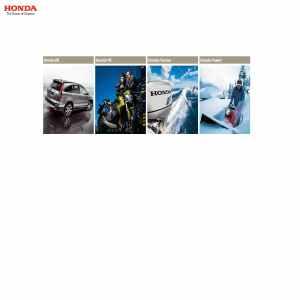 Hondas forhandlere & værksteder