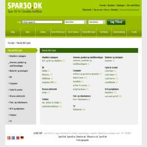Spar30.dk - Spar 30% eller mere!