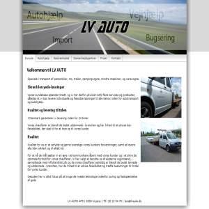 LV AUTO - Autohjælp til tiden