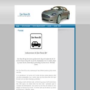 Den Rene Bil - Professionel bilvask på egen adresse