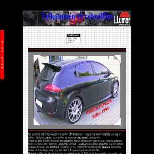 Solfilm til bilen for private & firmaer