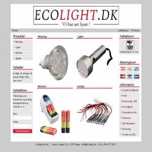 Ecolight.dk - Lysdioder