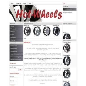 Hot-Wheels, fede fælge - fornuftige priser