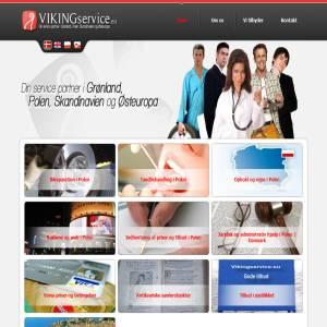 VIKINGservice.eu - Din danske service partner i Polen