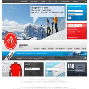 SlopeTrotter Skitours - k�r selv p� skiferie til �strig, Italien og Frankrig