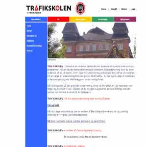 TRAFIKSKOLEN - Bil & Mc køreskole i Odense C
