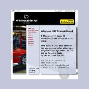 KP Erhvervsbiler ApS - Få et professionelt syn i Hadsten Selling