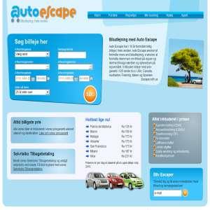 Auto Escape Frihed på ferien