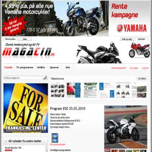 MagaCin om motorcykler