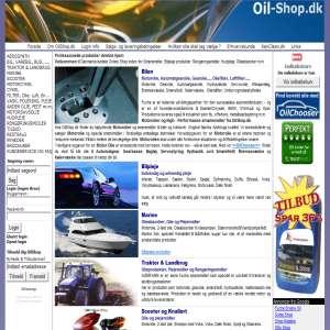 Bilpleje og Motorolie fra OilShop.dk