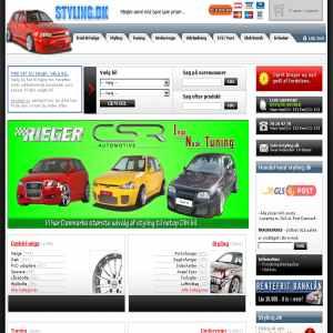 Styling.dk - dæk og fælge, undervogn