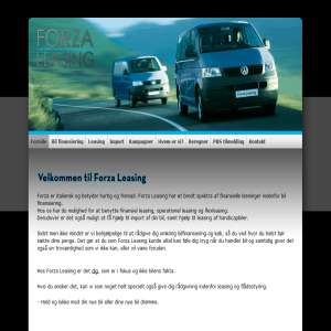 Forza Leasing