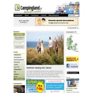 Campingland.dk