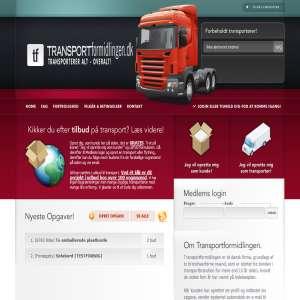 Tilbud på Transport og Flytning.