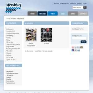 EFI-Esbjerg webshop