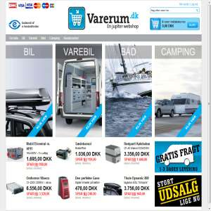Varerum.dk - Tagbokse
