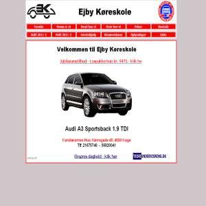 Ejby Køreskole - Kørekort i Køge